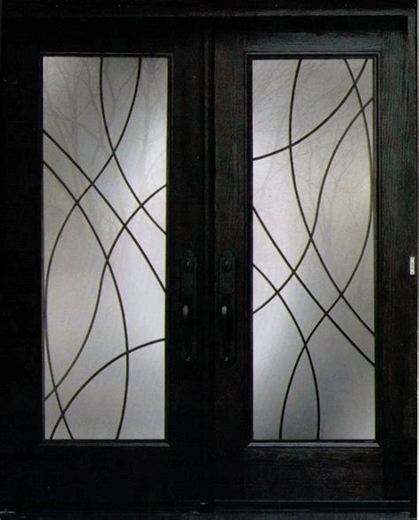Front Door Inserts Decorative Wrought Iron Front Doors Inserts Toronto