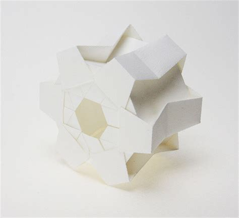 Computer Paper Origami - 3d origami