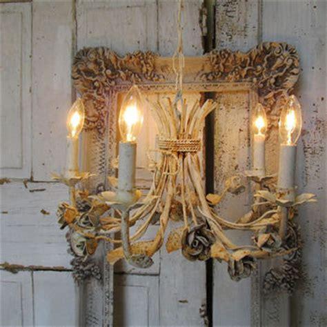 Spero Lighting Fixtures White Toleware Roses Chandelier Ceiling From Anitasperodesign On
