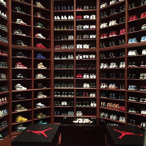 shoe room dj khaled sneaker closet room sneaker bar detroit
