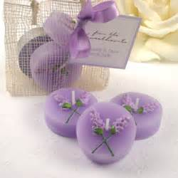 Lilac Wedding Favors by Where Lilacs Bloom Lavender Lime Wedding The Favors