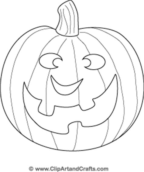 coloring pages pumpkin face
