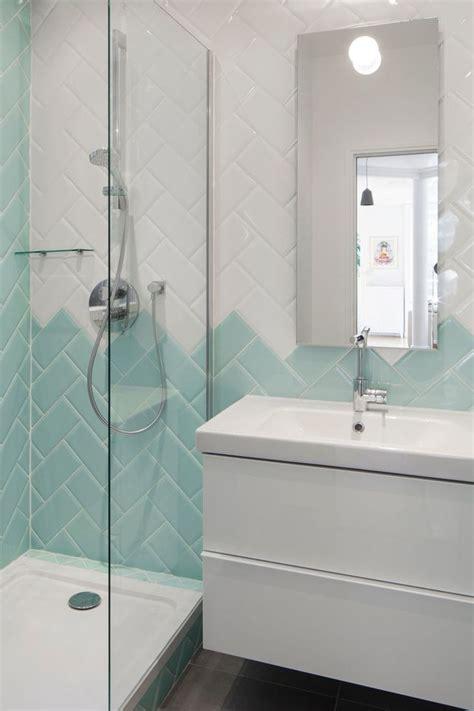 Salle De Bain Couleur Bleu by Bleu Dans La Salle De Bains 10 Inspirations D 233 Co C 244 T 233