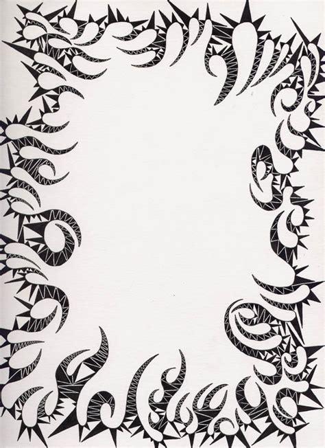 tribal pattern border tribal border designs joy studio design gallery best
