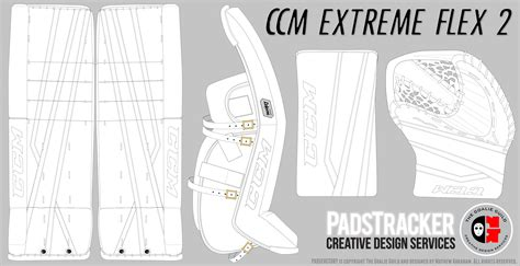 hockey pads coloring pages free hockey goalie leg pads coloring pages