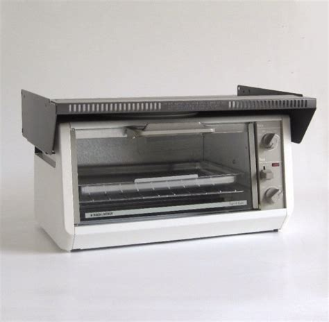 Spacemaker Toaster Oven Black Decker Toaster Oven Spacemaker Tr200 Ty1 Cabinet