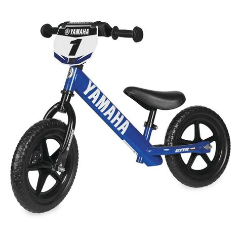 Strider Ktm Balance Bike Strider Sport 12 Yamaha Balance Bike Revzilla