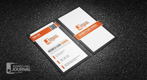 qr code business card template free professional qr code business card template