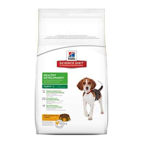 Science Diet Healthy Development Small Bites Puppy 3 Kg hill s science diet puppy healthy development vetsupply