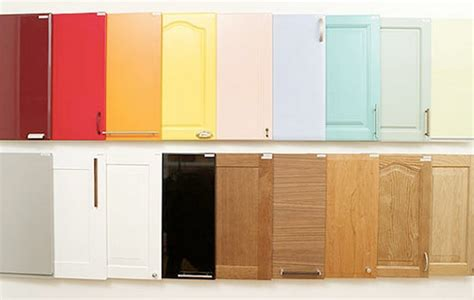 kitchen colorful cabinet options helpful tips for
