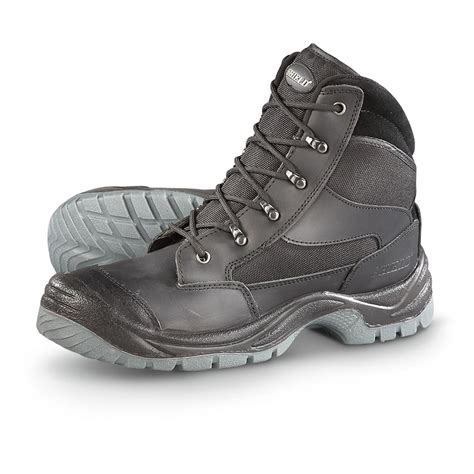 s shield marauder 7 quot duty boots black 584287