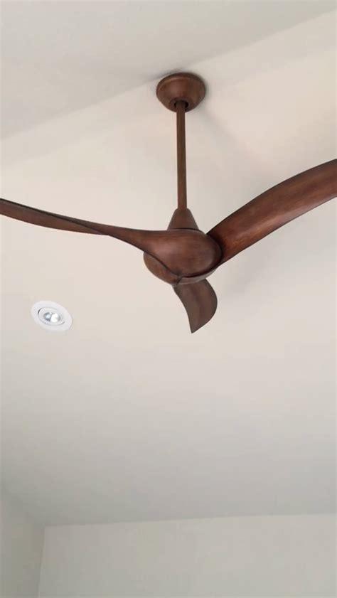 minka aire fans amazon minka aire f843 wh wave 52 quot ceiling fan white