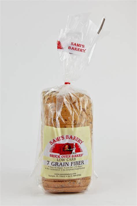 whole grains low carb diet low carb 7 grain fiber sami s bakery