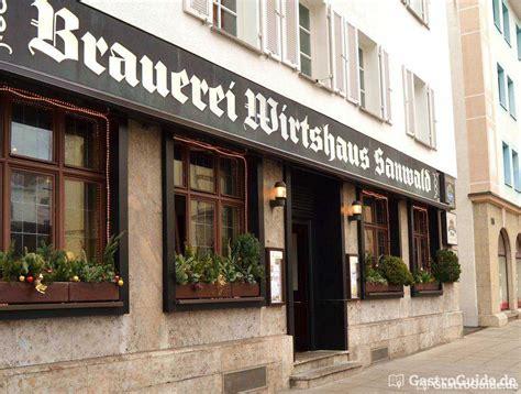 cafe stuttgart west brauereiwirtshaus sanwald restaurant brauhaus in 70178