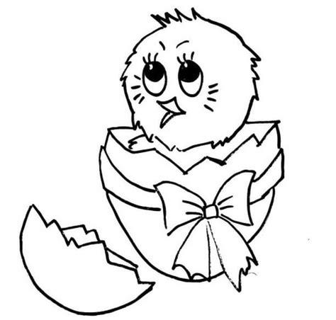 pollito en su cascaron colouring pages dibujo de pollito en su huevo para colorear dibujos para