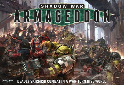 Shadow Wars Shadow Wars new shadow wars armageddon play pictures spotted