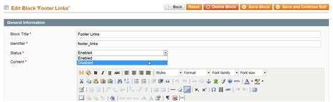 magento layout remove header how to remove the footer links in magento 1 6 inmotion
