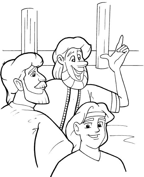 Finding In The Temple Finding Jesus In The Temple Free Coloring Pictures Of Jesus And The At The Well