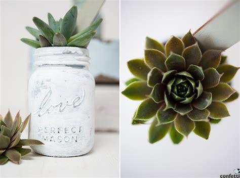 Wedding Favors City by Diy Succulent Mini Jar Wedding Favours Confetti Co Uk