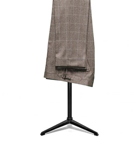 tailored 2 piece suit fabric 4358 houndstooth check brown tailored 2 piece suit fabric 4358 houndstooth check brown