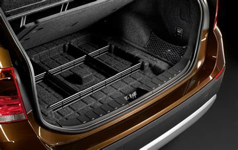 Car Boot Organiser bmw genuine car boot floor luggage storage organiser panel