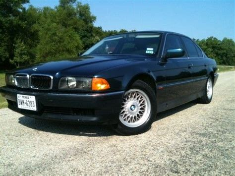 how make cars 1995 bmw 7 series electronic toll collection find used 1995 bmw 740i base sedan 4 door 4 0l a real must see in dallas texas united