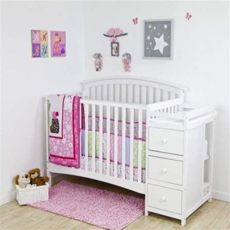 5 in 1 crib with changing table best 25 crib with changing table ideas on