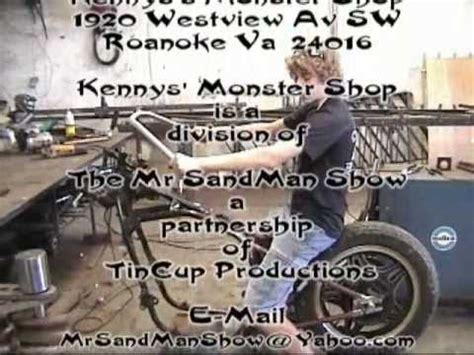 Kenny S Garage by Kenny S Garage The Hardtail Chopper Build
