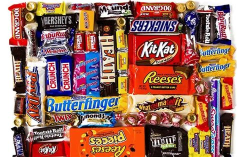 top rated candy bars time to settle it once and for all what s the best chocolate candy you could get on