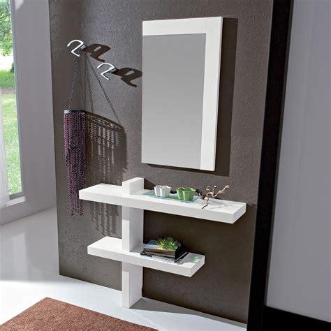 mobili d ingresso moderni mobile ingresso moderno con specchiera artimode