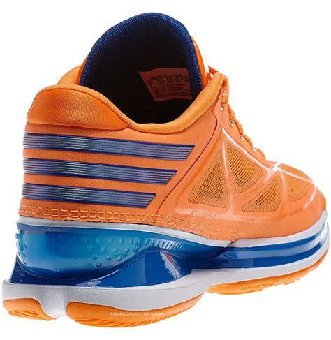 Adidas Adizero Crazylight Orange the adidas adizero light 3 goes low in knicks orange sole collector