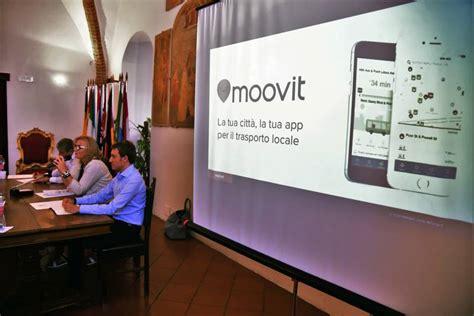 mobilità umbra moovit la mobilit 224 umbra in un app l accordo tuttoggi