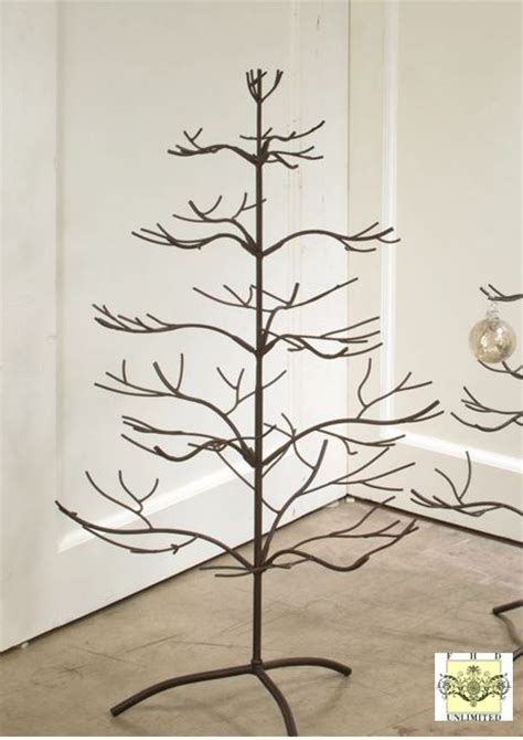 ornament trees brown natural 36 quot ornament trees