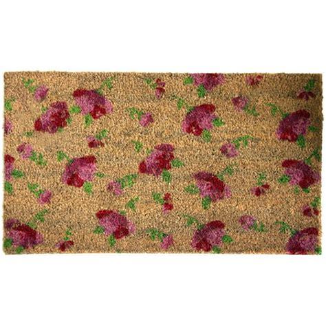 Floral Doormat Ditsy Floral From Dunelm Mill Doormats 10 Best