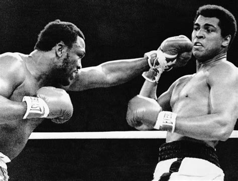 Muhammad Alis Fight by Boxing Muses Icons The List