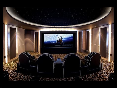 13 high end home theater designs hgtv