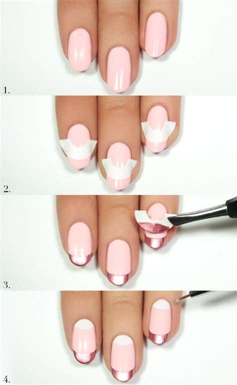 tutorial nail art menggunakan koran tutorial nail art mudah step by step beauty talk by