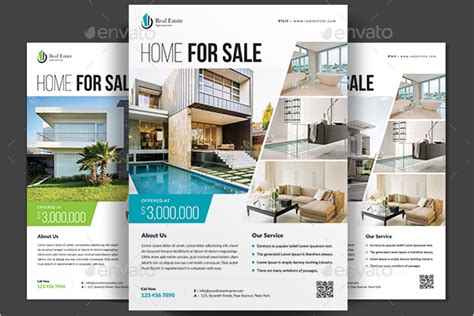 real estate brochure templates psd free real estate flyer templates psd free design ideas creative template