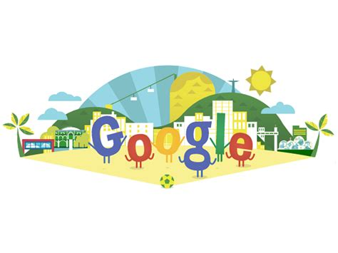 doodle on logo world cup 2014 doodle celebrates launch of