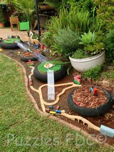 Backyard Day Five Diy Outdoor Tracks For Transport Play Be A