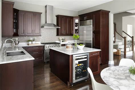 dark mahogany kitchen cabinets 45 dream kitchen remodel pictures home dreamy