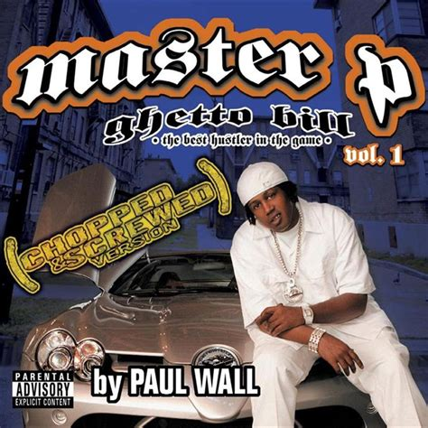 master p re releases ghetto d for 10th anniversary xxl tidal listen to best of master p on tidal