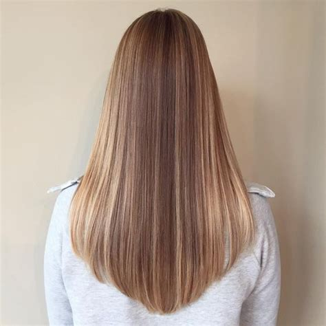 how cut v shaped short haircut cortes para cabelos longos 2018 fotos e tend 234 ncias 2018