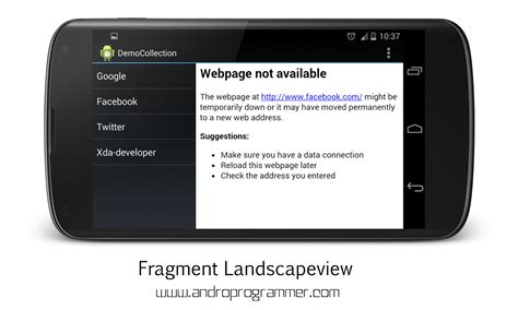 layout land android not working create android dynamic view with fragments