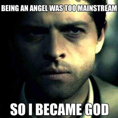 Supernatural Castiel Memes - castiel god all the feels pinterest