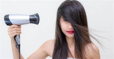 cara memilih hair dryer yang bagus berdasarkan jenis rambut kawaii japan