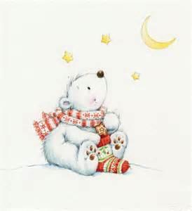 Polar bear marina fedotova advocate art children s illustrator the