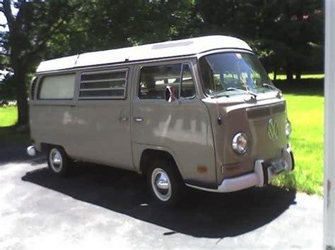 1970 volkswagen vanagon 1970 vw westfalia gallery