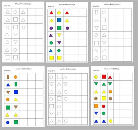 Muster Zeichnen Muster Zeichnen Spielend Leicht Lernen