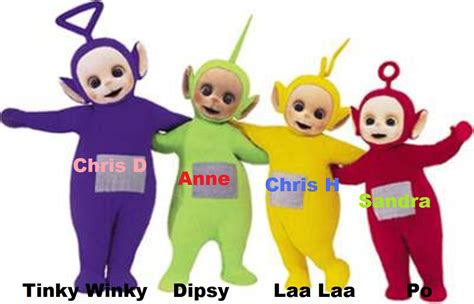 teletubbies names and colors diet coke rocks it would appear i a new name